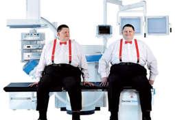 Подходит для пациентов с высоким весом
